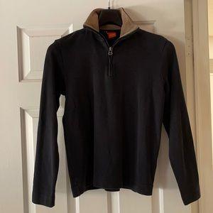 Hugo Boss Half Zip Sweater